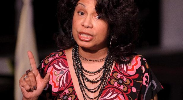 Mariann Aalda; comedian; cancer survivor